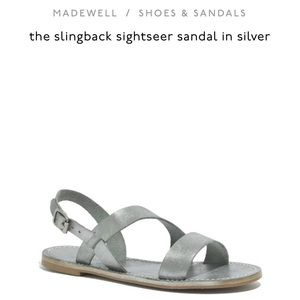Madewell Shoes Knotted Thea Sandal Seen On Joanna Gaines